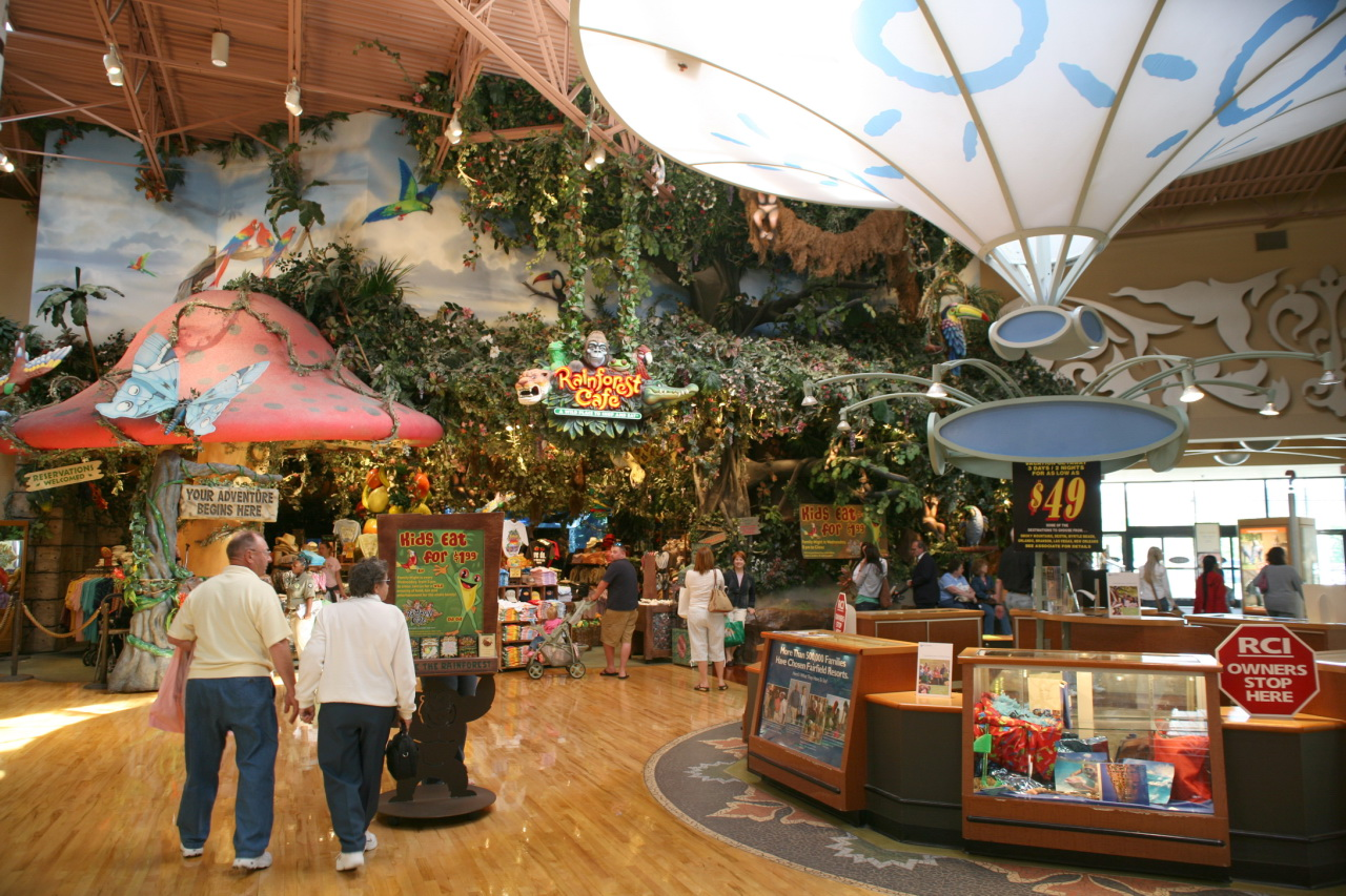 Did Rainforest Cafe Close A Bunch Of Locations