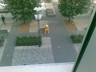 Lonely Pudsey