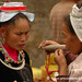 Gejia Women Chatting - Guizhou Province, China
