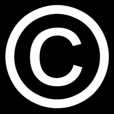 copyright symbols copyright all rights reserved symbols