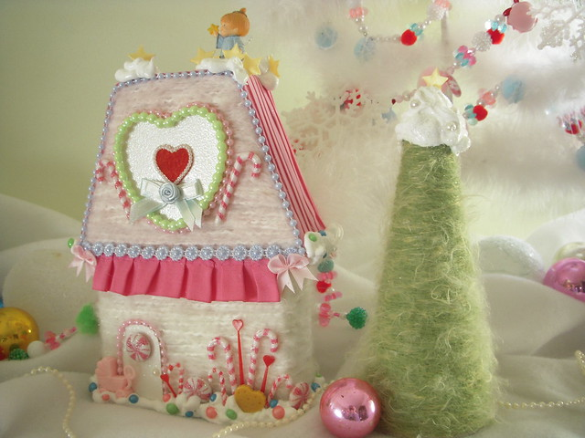 *New* Lollipop Lane Gingerbread Houses