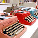 UPPERCASE Typewriter Event
