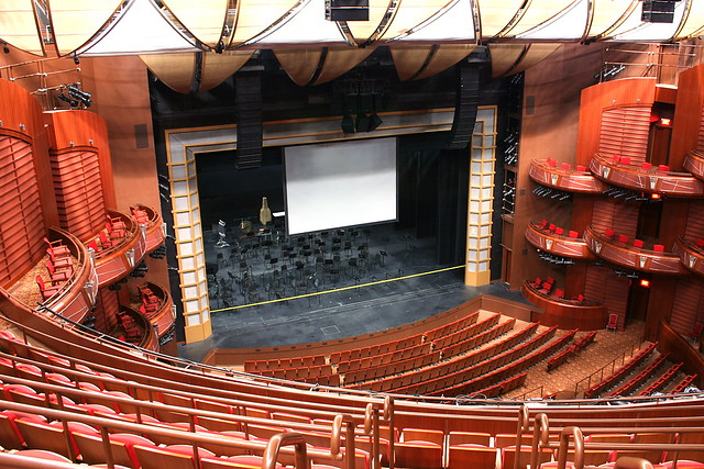 Cobb energy performing arts centre theatre flickr - Cobb theater downtown at the gardens ...