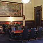 Office of Illinois Governor Rod Blagojevich, State Captiol Building, Springfield, Illinois (2 of 7)
