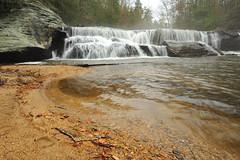 GA, SC and NC Waterfalls