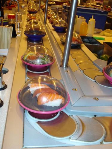 Yo Sushi London