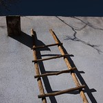 Photo of ladder courtesy of Dan Ivy (Sellinstix). All rights reserved