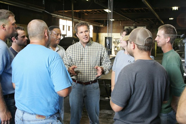 Rep. Braley: Fighting for Working Families