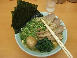 Yokubari Rasuta-men (Ramen); 欲張りらすた緬