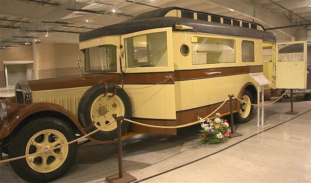 1928 Pierce Arrow Fleet Housecar Flickr Photo Sharing