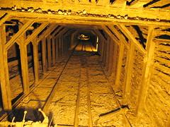 Empire Mine tunnel