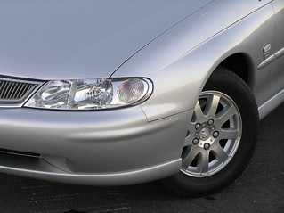 2001 VX Holden Berlina