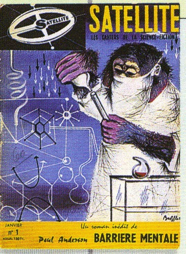 Monkey Scientist