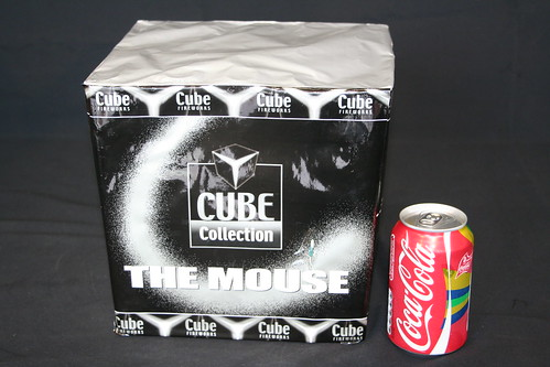 Epic Fireworks - The Mouse by Cube Fireworks