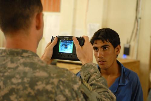Biometric Camera