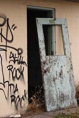 The Door is Ajar