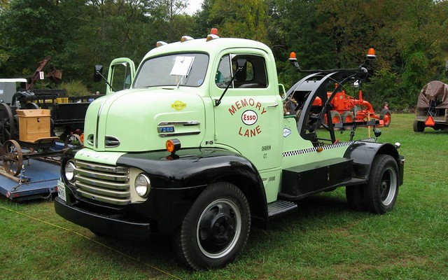 Ford 1948 F5 COE Truck http://www.flickr.com/photos/blazer8696/2896456758/