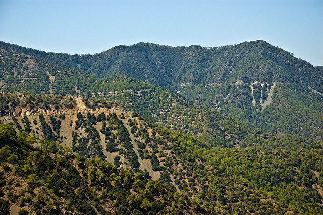Massif du Troodos | Flickr - Photo Sharing!