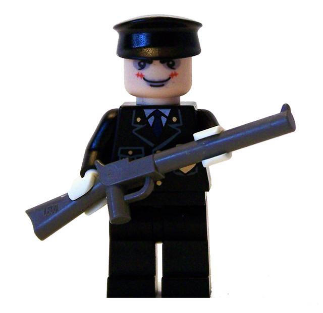 Orheyn Lay Lay Joker Version Song Download: The Joker (Police Disguise)