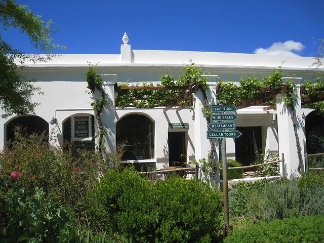 Backsberg Wine Estate
