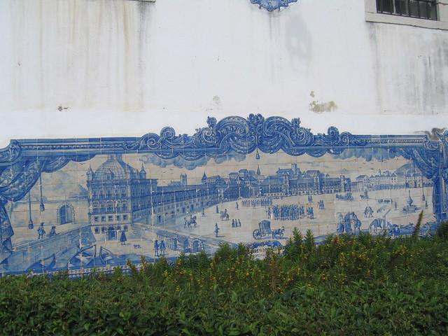 Azulejos que contam historia flickr photo sharing for Azulejos historia