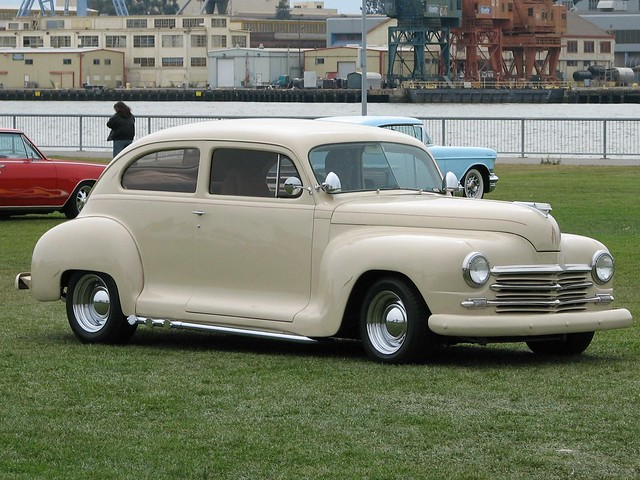 1947 plymouth 2 door sedan custom 39 5hup 691 39 3 flickr for 1947 plymouth 4 door sedan