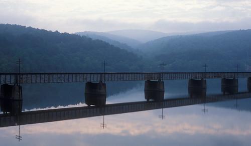 bridge mountains river vista appalachiantrail trail:name=appalachiantrail trail:mile=771