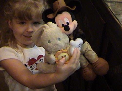 Little miss sunshine, Indiana Jones™ Adventure Outpost, Adventureland, Disneyland®, Anaheim, California, 2008.11.14 19:05