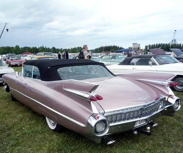 Scottsdale Cadillac: Pink Cadillac Definition/meaning
