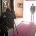 Kabul Museum Director Dr. Omara Massoudi by Carl Montgomery