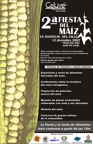2a Fiesta del Maiz (Second Corn Fiesta, 2007)