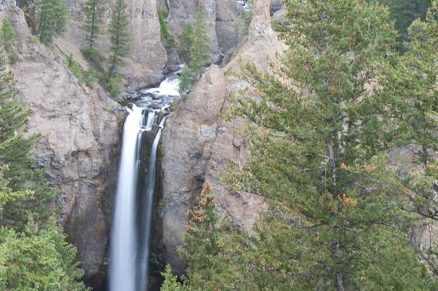 Yellowstone Tower Falls