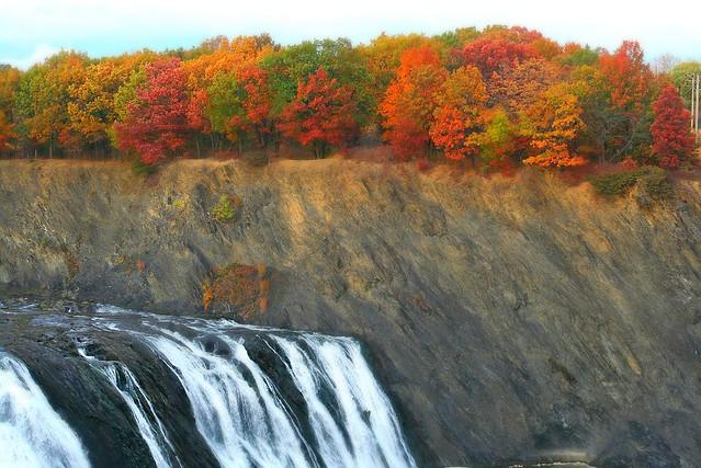 Autumn Falls To An End