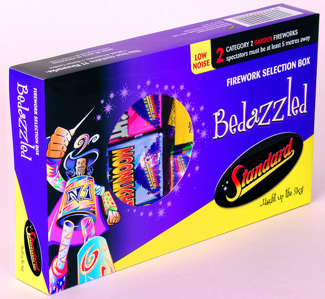 Bedazzled Selection Box by Standard Fireworks | Flickr ...
