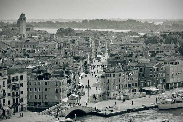 Venezia...Ieri o oggi?