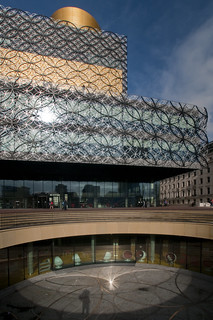 UK - Birmingham - Library of Birmingham 11