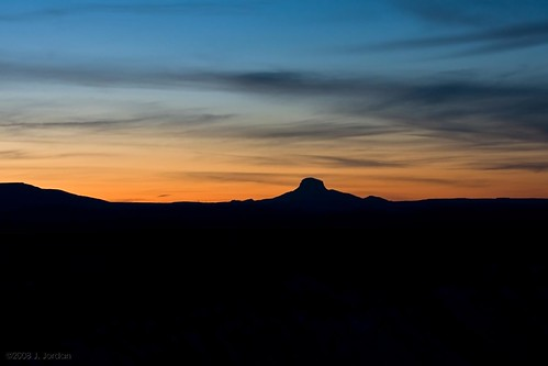 sunset sky newmexico silhouette clouds desert horizon sunsets wilderness cabezon ojito