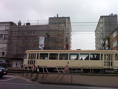 Tram from the gone era