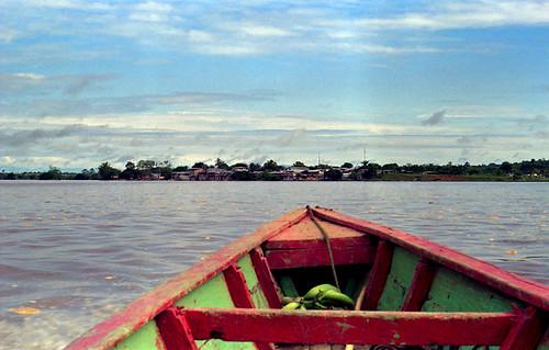 colombia amazonas caqueta rioorteguaza