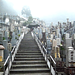 Graveyard in Kyoto by Aliaaaaa