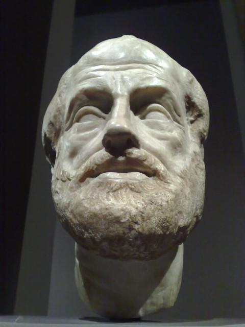 Header of Aristotle