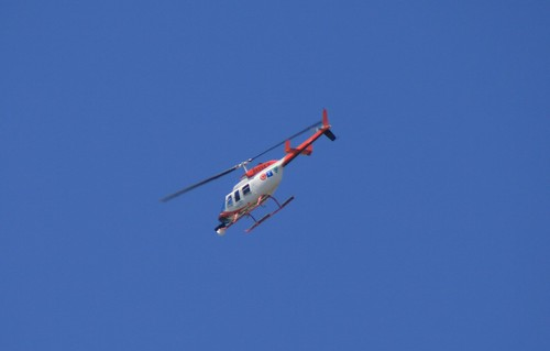 Read All About It: CTV NEWS HELICOPTER FLIES OVER WHITBY!!!!