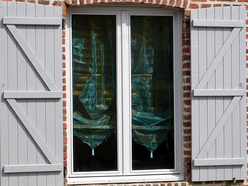 Fen tre et jolis rideaux by bpmm flickr photo for O architecture lambersart