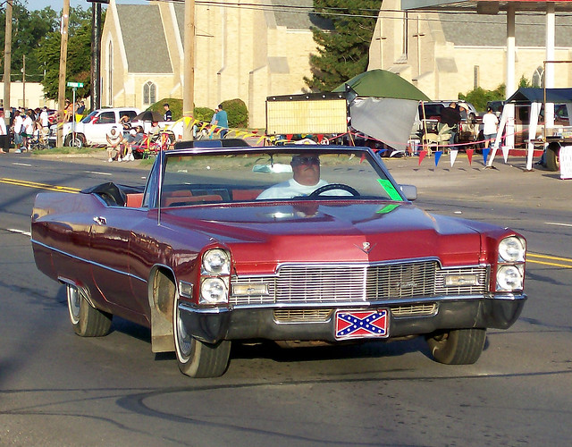 '68 Cadillac Coupe De Ville Convertible