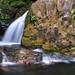 Waterfall on Portland Creek 2