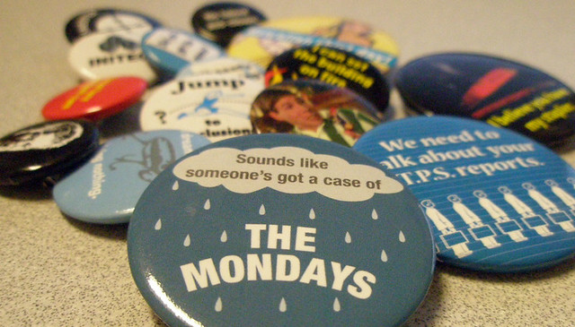 15 pieces of flair flickr photo sharing - Office space pieces of flair ...