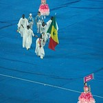 Senegal at the Paralympic Games Opening Ceremony, Beijing China_0314