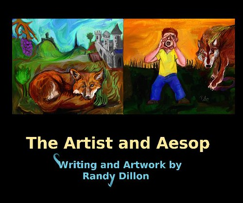 The Artist And Aesop Randy Dillon
