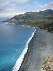 Corsica - Plage de Baracatoggio