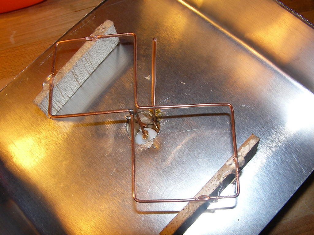 DIY wifi antenna | Pictures documenting the process of conve… | Flickr